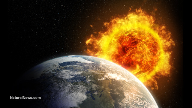 Earth will only have a 12-hour warning before massive ...