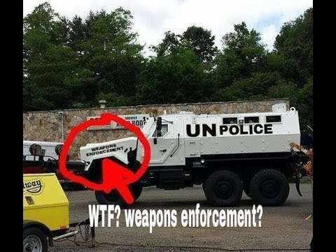 un weapons enforcement