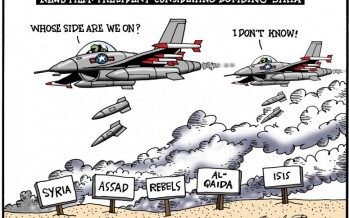 Why Is Russia Attacking ISIS In Syria, While Supporting ISIS Incursions Into the U.S?