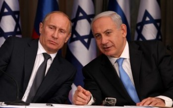 Russia and Israel On a Collision Course for World War III