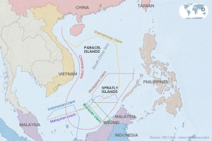 Vietnam, Malaysia and most of all, the Philippines are impacted by aggressive Chinese action in the region.