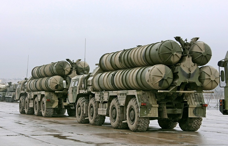 russian air defense system