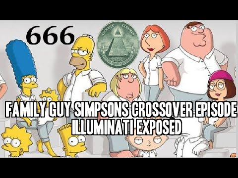 simpsons illuminati