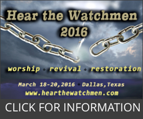 Hear the Watchmen 2016