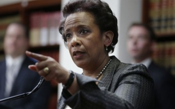 A CSS Investigation Into Loretta Lynch Reveals Support of Terrorists, Race-Baiting and Unconstitutional Conduct