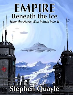 The truth about history has been hidden…In Empire Beneath the Ice, author Stephen Quayle reveals why most of what you learned about World War II and the defeat of Nazi Germany is wrong. Order your copy today!