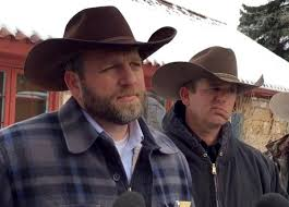 Ammon Bundy, leading the way for the restoration of property rights for ranchers and Native Americans in the West.