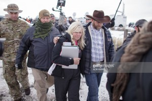 Shawna Cox and Ammon Bundy appeared on The Common Sense Show and talked about their objectives in Burns, Oregon.