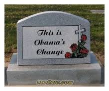 obamas grave