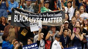 "If one wants to see racism, one needs to look no further than the George Soros funded ""Black Lives Matter"" group."