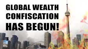 global wealth confiscation