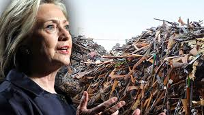 It is not just the funs that Hillary wants, she has been involved in high level meetings with Obama's DHS. After her election, she plans to use food quell and civil uprising in response to her stealing the election.