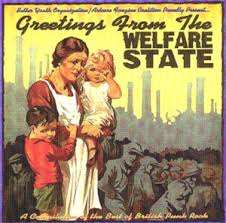 greeting from welfare state