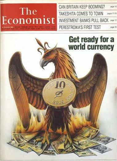economist get ready for world currency