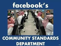 Facebook's new Community Standards Department
