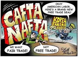 nafta and cafta