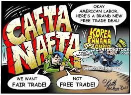nafta and cafta