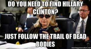 clinton death squads 777 find hillary