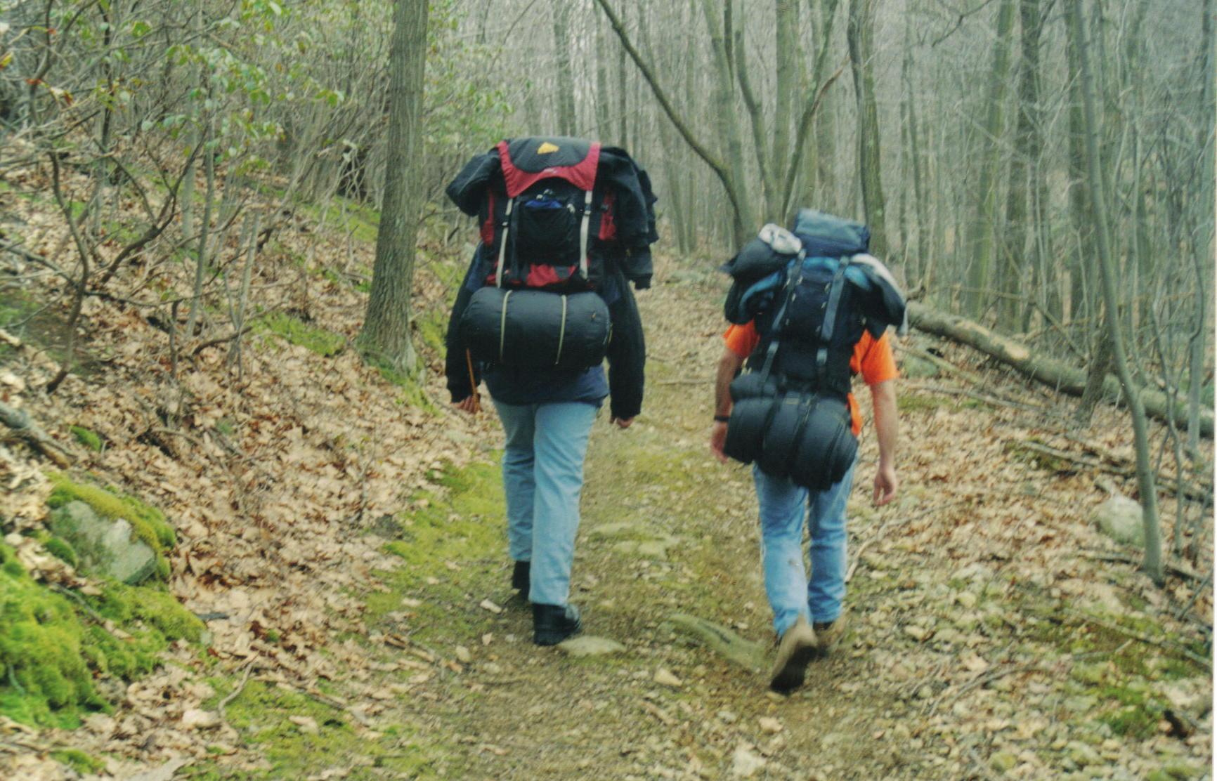 How to Survive When You Run for Your Life: Bob Griswold and Dave Hodges