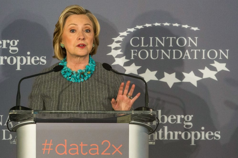 The Clinton Foundation's 3 Strategies Designed to Steal the Election