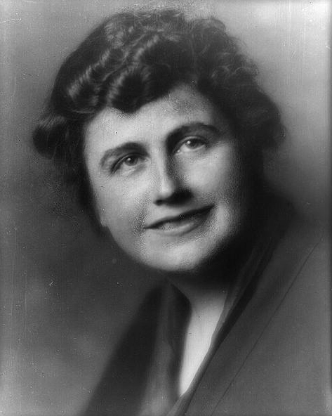 Edith Wilson, second wife of former President, Woodrow Wilson, has much in common with Bill Clinton.
