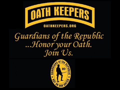 Americans Are In Extreme Danger-Says Media Director of the Oathkeepers