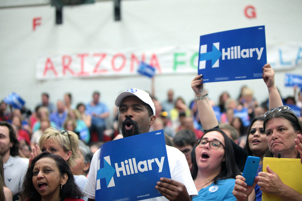 The Psychological Profile of a Clinton Supporter