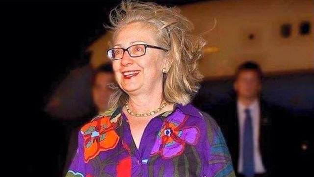 Hillary's Wonderful Smile-What Does It Tell the Experts?
