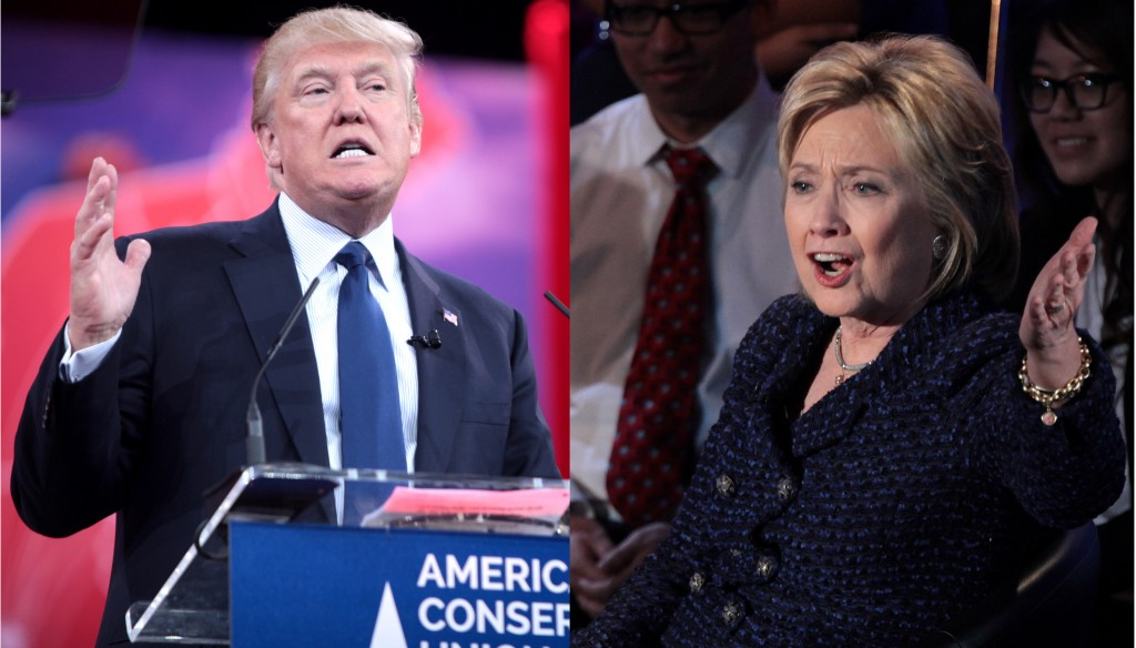 Trump Can't Compare to Foul-Mouthed Hillary