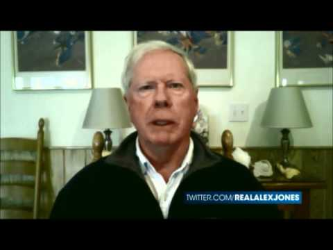 Paul Craig Roberts,, former Under Secretary of the Treasury.