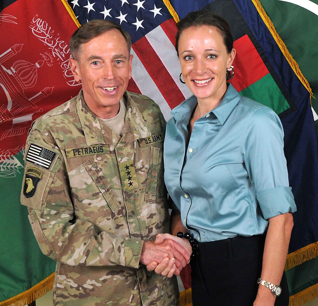 David Petraeus and Hillary Conspired to Have Ambassador Stevens Murdered- Trump Must Run From This Criminal