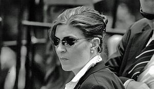 With Secret Service Agents like her, who needs assassins.
