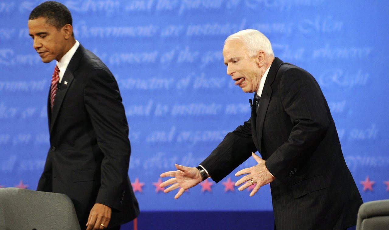 John McCain's Secret Agenda for America