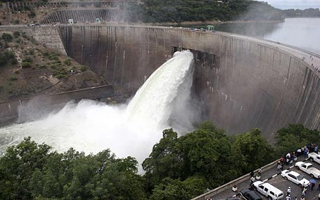 dam-breaking