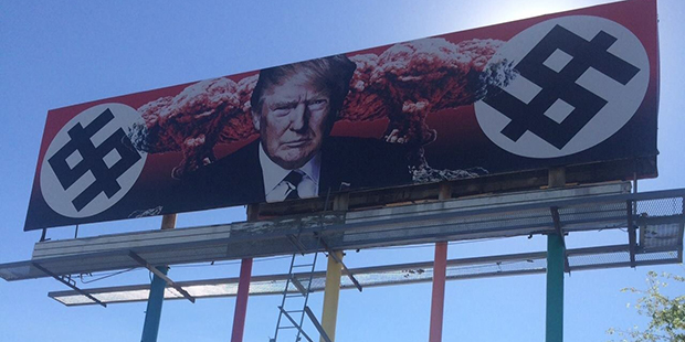 trump-billboard-nazi-nuclear-downtown-phoenix
