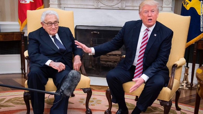 trump-and-kissinger