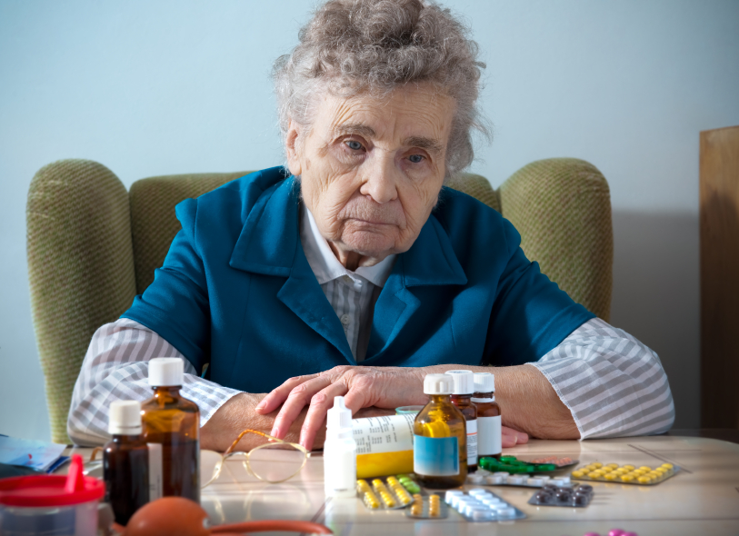 """Many cases of """"dementia"""" are actually side effects of prescription drugs or vaccines, according to research"""