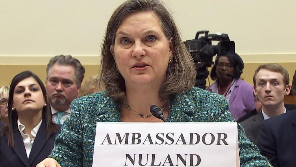 Victoria Nuland Is the Biggest Threat to the Deep State – Will She Be Arkancided?
